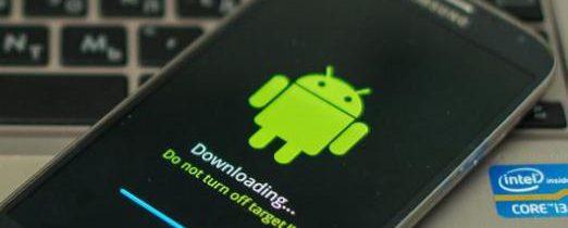 Как перепрошить Android смартфон?