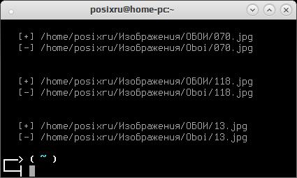 Программа Fdupes дляудаление дубликатов в Linux
