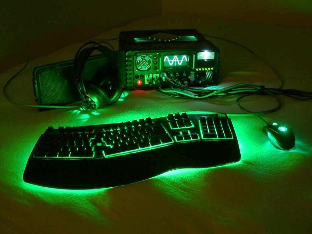 Подсветка для компьютера