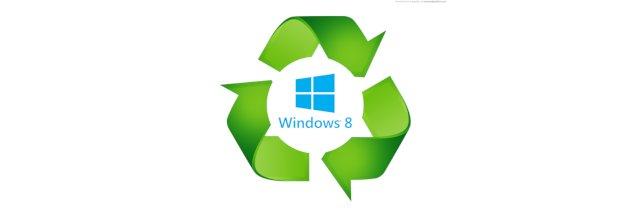 Восстановление Windows 8 после ошибок