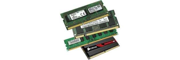 Обновление оперативной памяти RAM