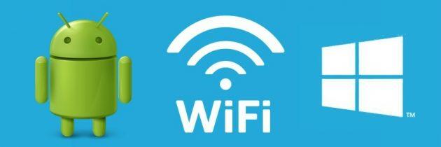 Включение Wі-Fi на Андроид