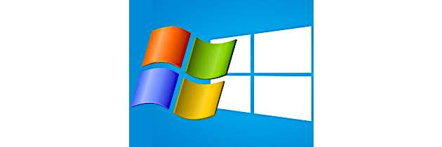 Windows 10 переход с XP