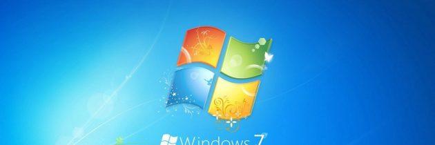 Прекращение поддержки Windows 7