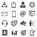 Организация иконок на рабочем столе Windows 10