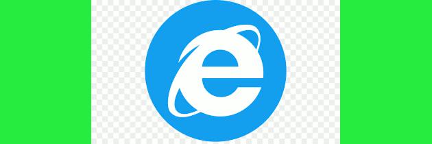 Использование Internet Explorer на рабочем столе