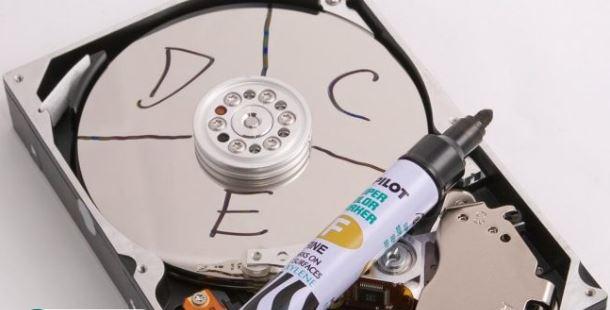 Как легко разделить жесткий диск на Windows 10