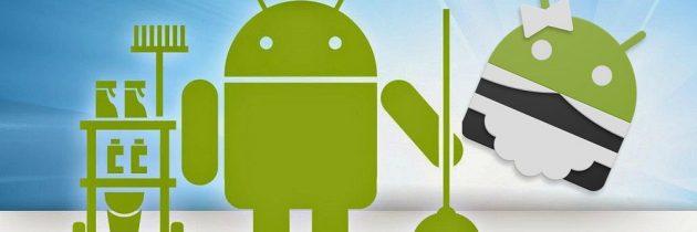 Приложений для чистки Android