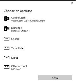 Universal Mail аккаунт
