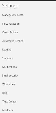 добавление почтовых адресов