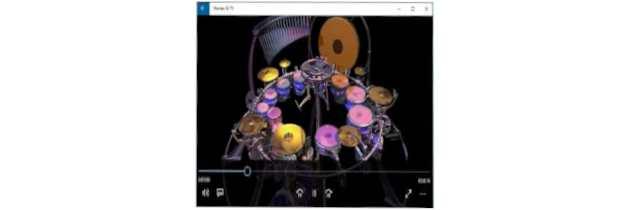 Пользование приложением Groove Music