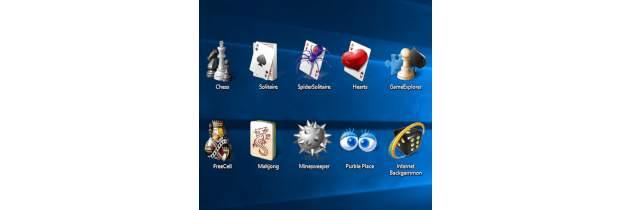 Игры в Windows 10