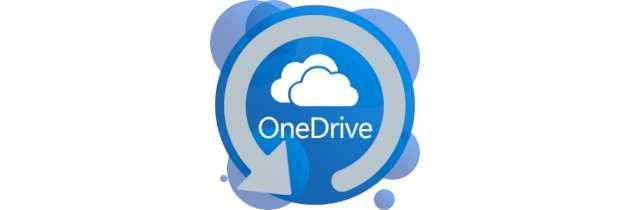 Использование OneDrive