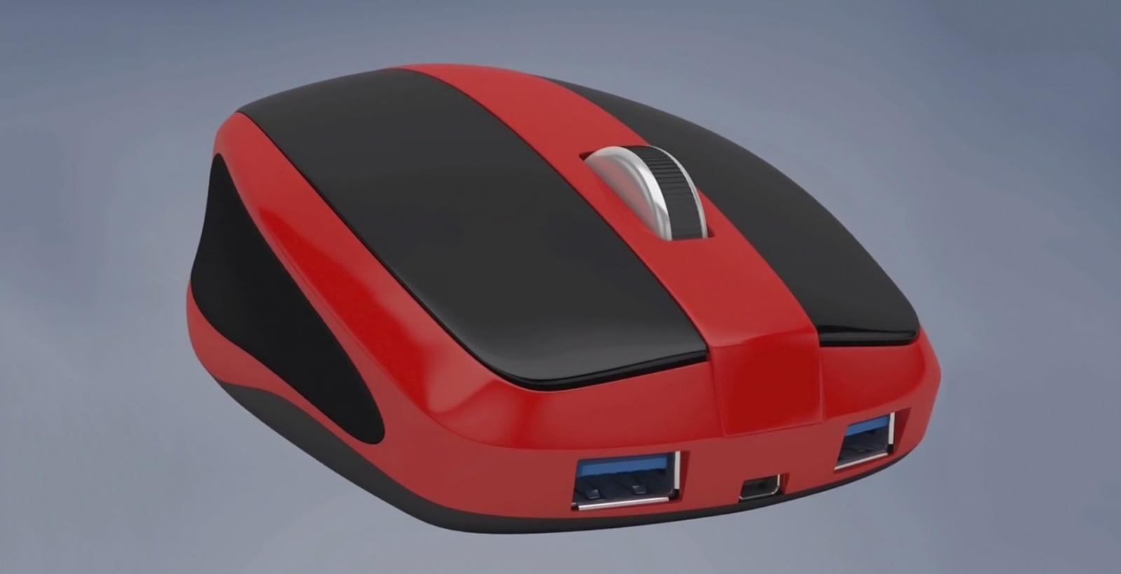 Mouse Box системный блок