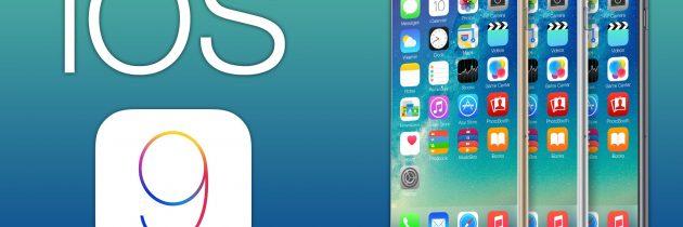 iOS 9 новая операционная система