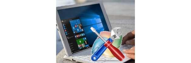 Восстановительная установка Windows 10 с обновлением на месте