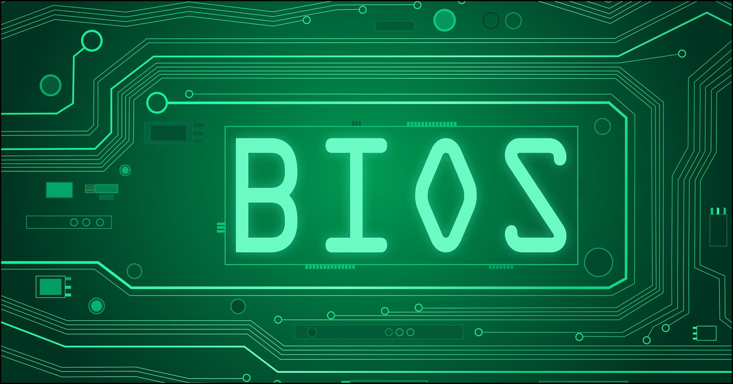 Сброс BIOS