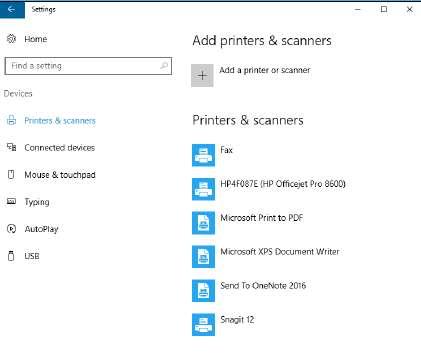 добавление_в_список_принтеров