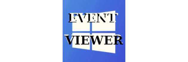 Event Viewer в Windows 10