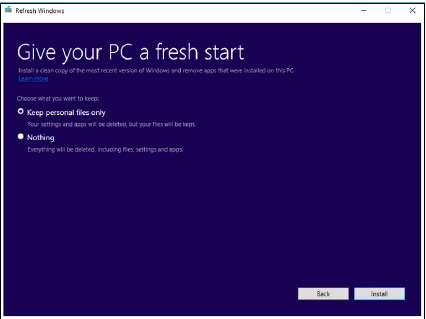 параметры_очистки_Start_Fresh