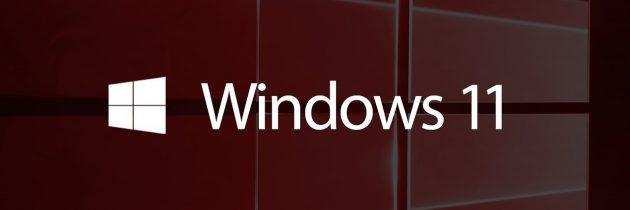 Отключение Windows 11 и возвращение к Windows 10