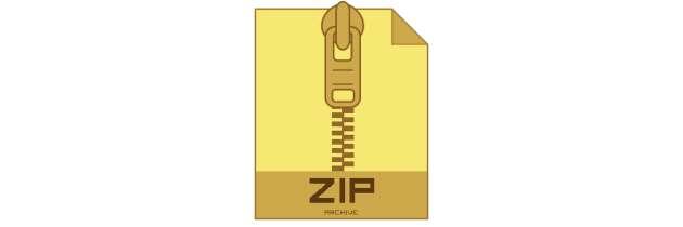 Как заархивировать файлы и папки в ZIP-файл в Windows 10