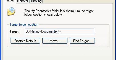 Как изменить место хранения персональных данных.